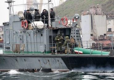 Rosyjscy żołnierze ostrzelali ukraiński batalion na Krymie