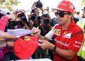Kto bardziej znany? Vettel czy Alonso?