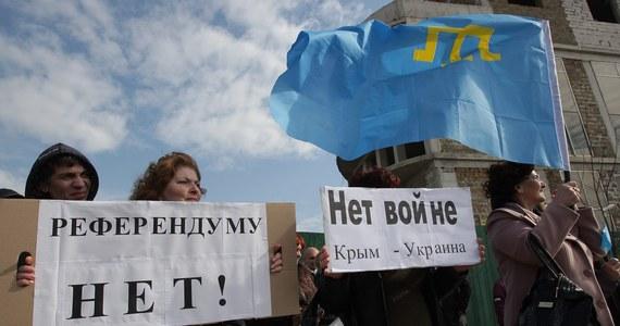 Rosyjskie media znają już wyniki referendum na Krymie! Rosyjska telewizja Rossija 24 podaje, że ponad 90 procent mieszkańców półwyspu chce przyłączenia do Rosji - donosi specjalny wysłannik RMF FM na Krym Przemysław Marzec.