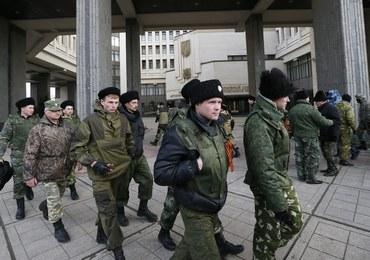 Parlament w Kijowie rozwiązał parlament Krymu