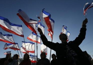 Rosjanie wysadzili desant przy krymskiej granicy