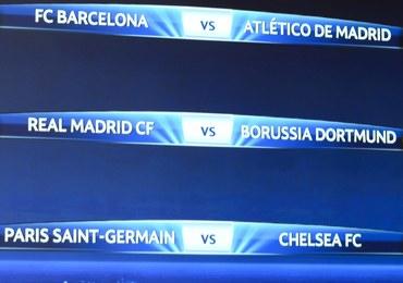 Liga Mistrzów: Real Madryt znów na drodze Borussii Dortmund