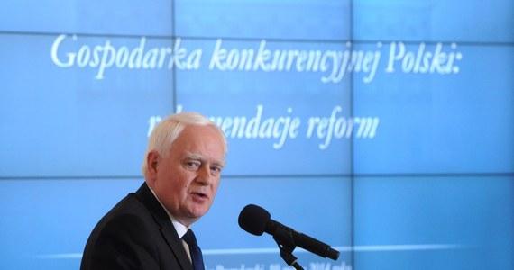 """Polska przeznaczy ponad 300 milionów złotych na wspieranie małych firm na Ukrainie. To najnowszy pomysł prezydenta Bronisława Komorowskiego. Polega na tym, żeby państwowy Bank Gospodarstwa Krajowego, razem z prywatnym bankiem PKO BP i innymi instytucjami, założyły specjalny fundusz. """"To będzie wejście kapitałowe do istniejących firm. Oczywiście po przeprowadzeniu bardzo głębokiej analizy projektów, aktualnego statusu przedsiębiorstwa i możliwej do osiągnięcia pozycji na rynku ukraińskim, ale także europejskim"""" - mówi prezydencki minister Olgierd Dziekoński. """"Robimy to po to, żeby wesprzeć nowy ukraiński przemysł, nowe firmy i zbudować nową klasę średnią"""" - dodaje."""