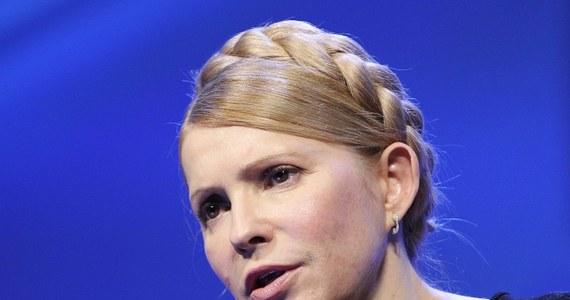 """Była premier Ukrainy Julia Tymoszenko oświadczyła, że wystartuje w zapowiedzianych na 25 maja wyborach prezydenckich. """"Tak, zamierzam w nich kandydować"""" - powiedziała na konferencji prasowej."""