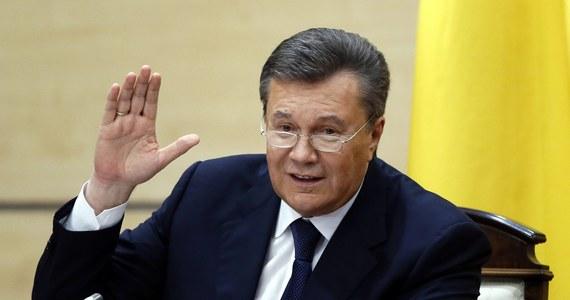 Odsunięty od władzy prezydent Ukrainy Wiktor Janukowycz wezwał do przeprowadzenia w każdym regionie tego kraju referendum, mającego określić ich status. Swoje stanowisko zawarł w orędziu do ukraińskiego narodu, przekazanym za pośrednictwem agencji ITAR-TASS.