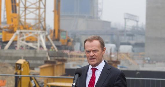Europejska unia energetyczna powinna opierać się m.in. na mechanizmie solidarności gazowej, wspólnych zakupach energii, rehabilitacji węgla oraz radykalnej dywersyfikacji źródeł dostaw energii - powiedział w Tychach premier Donald Tusk.