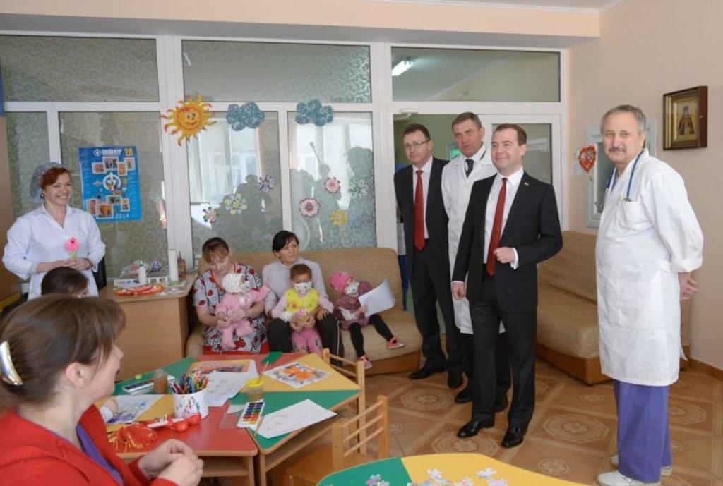 ALEXANDER ASTAFYEV / RIA NOVOSTI / GOVT. PRESS SERVICE / POOL (PAP/EPA)