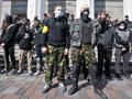 Ukraina: Milicja zatrzymała mężczyznę strzelającego w centrum