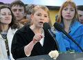 Tymoszenko: Zachód nie może być wspólnikiem w zbrodniach Putina