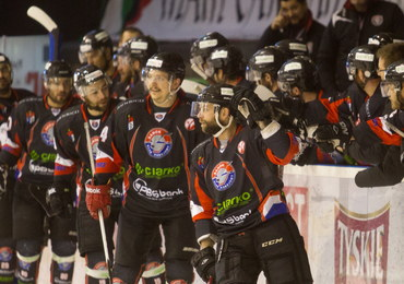 Ciarko Sanok o krok od mistrzostwa Polski w hokeju