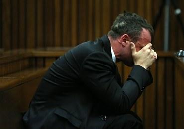 """Oscar Pistorius przeprosił. """"Chciałem ją tylko chronić. Kochałem ją"""""""