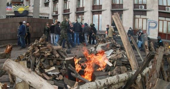 Ukraińskie siły specjalne przejęły kontrolę nad siedzibą Służby Bezpieczeństwa w Doniecku - poinformował przedstawiciel pełniącego obowiązki prezydenta Ukrainy Ołeksandra Turczynowa. Wcześniej budynek zajęli prorosyjscy separatyści.
