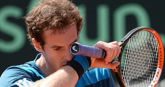 """""""Nie planuję starów w najbliższych tygodniach. Nie wiem dokładnie, jak długo ta przerwa będzie potrwa, ale jest pewne, że moje ciało potrzebuje odpoczynku"""" - oświadczył tenisista Andy Murray. Mistrz olimpijski na korty wróci na początku maja w Madrycie."""