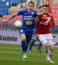 Wisła Kraków przegrała z Podbeskidziem 0-1 w 30. kolejce Ekstraklasy