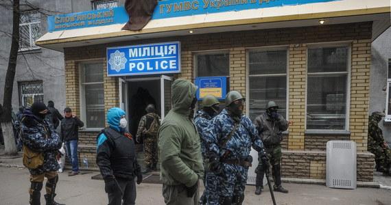 Prorosyjscy bojownicy uzbrojeni w broń automatyczną zajęli posterunek milicji w Kramatorsku w obwodzie donieckim we wschodniej Ukrainie. Informację przekazała agencja Reutera powołując się na świadków.