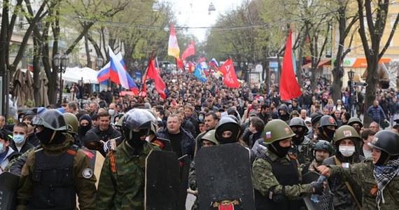 Pełniący obowiązki prezydenta Ukrainy Ołeksandr Turczynow ogłosił twarde ultimatum: jeśli separatyści na wschodzie Ukrainy do poniedziałku nie złożą broni, to ukraińska Służba Bezpieczeństwa rozpocznie szeroką akcję antyterrorystyczną z użyciem broni. Na ile jest to poważna groźba?