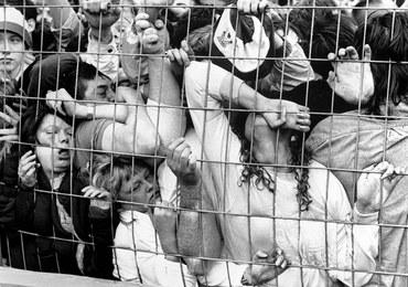 Ta tragedia wstrząsnęła światem futbolu. Mija 25 lat od Hillsborough