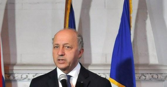 Minister spraw zagranicznych Francji Laurent Fabius powiedział, że w przyszłym tygodniu może odbyć się szczyt przywódców krajów UE o sytuacji na Ukrainie. Mogą zostać na nim przyjęte nowe sankcje wobec Rosji.