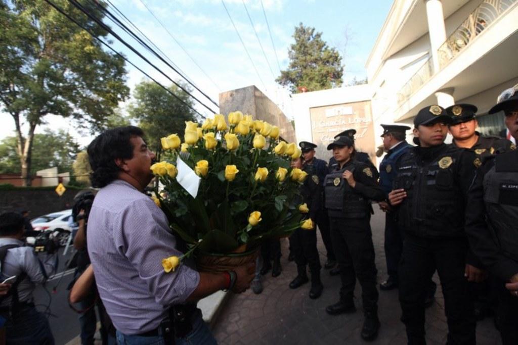 Fot. Sashenka Gutierrez (PAP/EPA)