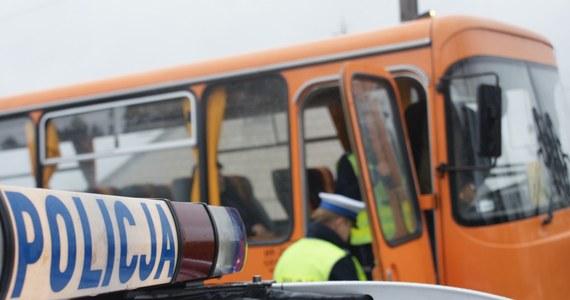 Niemal co czwarty gimbus z Suwałk nie nadaje się do jazdy. Tak wynika z dwutygodniowej kontroli policjantów.