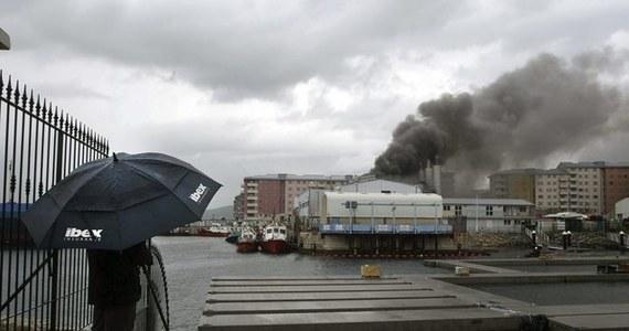 Do wybuchu i pożaru doszło w niedzielę w elektrowni na Gibraltarze, a w konsekwencji do przerwy w działaniu wielkich internetowych serwisów bukmacherskich, takich jak William Hill i Ladbrokes.