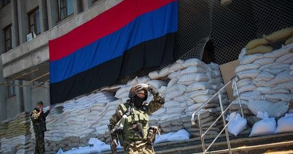 Misja Organizacji Bezpieczeństwa i Współpracy w Europie, która kontroluje realizację porozumień genewskich ws. stabilizacji sytuacji na wschodniej Ukrainie, nie może wjechać do zajętego przez prorosyjskich separatystów Słowiańska w obwodzie donieckim.