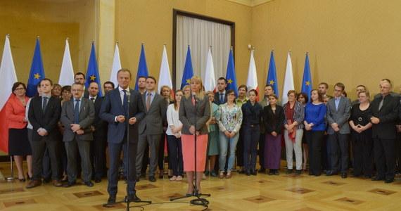 Wicepremier Elżbieta Bieńkowska podobno czuje je za każdym razem, kiedy ogląda spot promujący 10 lat Polski w Unii Europejskiej…