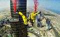 Najwyższy budynek, najdłuższy skok - tak się pobija rekord!