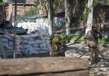 Minister obrony Ukrainy: Rosyjskie gry wszystkim już obrzydły