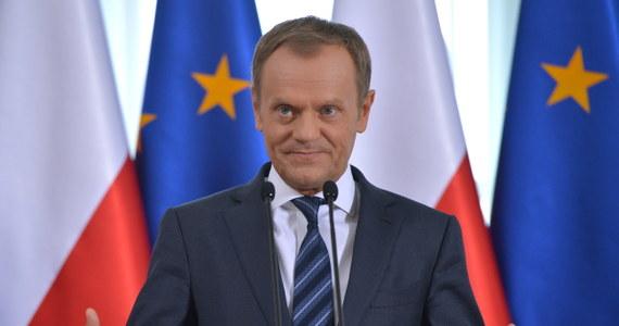 """""""Nie brałem żadnej pożyczki od CDU. Nigdy - ani jako szef KLD, ani jako zwykły obywatel, ani później, jako lider PO"""" - oświadczył premier Donald Tusk, odnosząc się do oskarżeń Pawła Piskorskiego."""