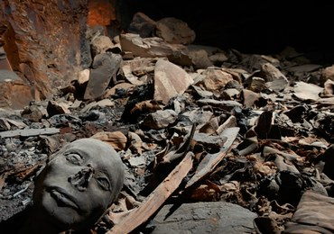 Niezwykłe odkrycie w Dolinie Królów w Egipcie