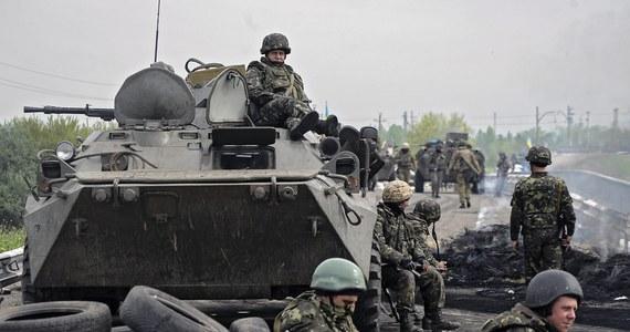 Separatyści w Słowiańsku chcą negocjować - poinformował szef ministerstwa obrony Ukrainy, generał Mychajło Kowal. Od wczoraj są otoczeni przez ukraińskie siły antyterrorystyczne.