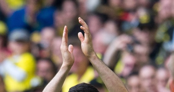 """Trener piłkarzy Borussii Dortmund Juergen Klopp podziękował kibicom za godne pożegnanie Roberta Lewandowskiego, który rozegrał ostatni mecz w barwach tej drużyny na Signal Iduna Park. """"Jestem dumny z takiej postawy fanów"""" - podkreślił."""