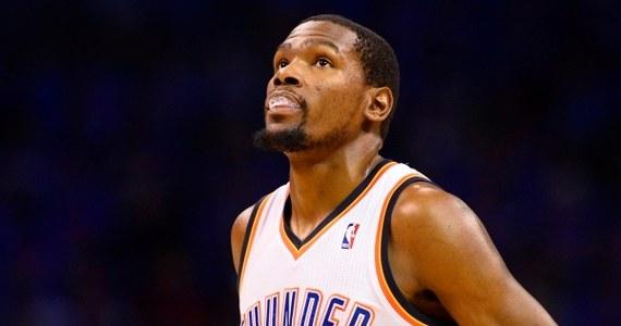 Koszykarza Oklahoma City Thundera Kevina Duranta uznano najbardziej wartościowym graczem (MVP) sezonu zasadniczego ligi NBA. 25-latek po raz pierwszy został zdobywcą tego prestiżowego tytułu.