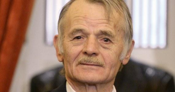"""""""Mustafa Dżemilew, lider Tatarów krymskich, otrzyma Nagrodę Solidarności im. Lecha Wałęsy"""" - ogłosił Radosław Sikorski. Warta milion euro nagroda została przyznana w związku z 25. rocznicą pierwszych częściowo wolnych wyborów parlamentarnych."""