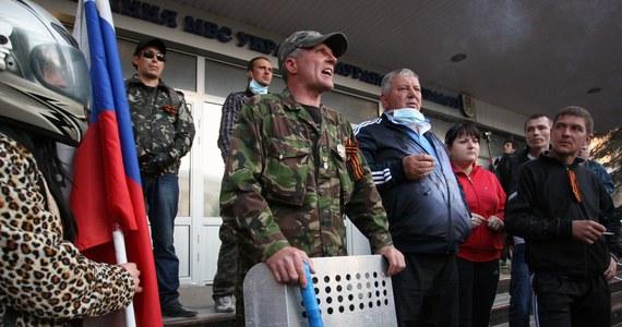 Cywilizowane państwa nie negocjują z terrorystami, którzy mają krew na rękach - oświadczył pełniący obowiązki prezydenta Ukrainy Ołeksandr Turczynow. To jego odpowiedź na apel prezydenta Rosji Władimira Putina o dialog z prorosyjskimi separatystami.