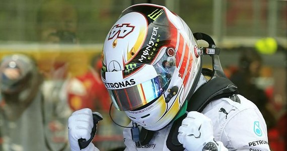 Brytyjczyk Lewis Hamilton (Mercedes GP) wygrał kwalifikacje do niedzielnego wyścigu o Grand Prix Hiszpanii na torze Catalunya w Barcelonie, piątej rundy mistrzostw świata Formuły 1. To jego czwarte pole position w tym sezonie.