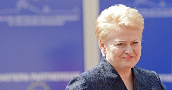 Na Litwie rozpoczęły się wybory prezydenckie. Faworytką jest ubiegająca się o reelekcję Dalia Grybauskaite, kandydatka niezależna.