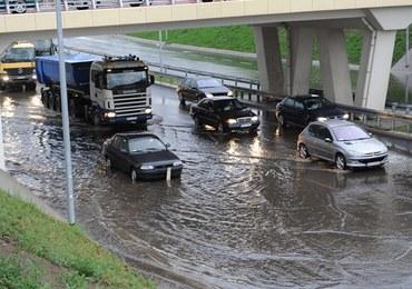 Łowcy Burz ostrzegają przed powodzią
