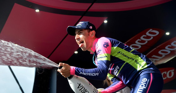 Włoch Diego Ulissi z grupy Lampre-Merida wygrał w Viggiano piąty etap wyścigu Giro d'Italia. Liderem klasyfikacji generalnej pozostał Australijczyk Michael Matthews (Orica GreenEdge). Na piąte miejsce awansował w niej Rafał Majka (Tinkoff-Saxo).