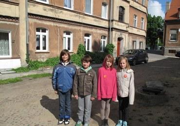 Dzieci tworzą Muzeum Swojego Podwórka