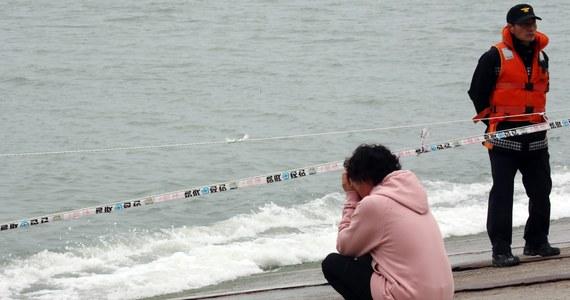 """Nieumyślne spowodowanie śmierci - taki zarzut usłyszał kapitan i trzech członków południowokoreańskiego promu """"Sewol"""". Jednostka zatonęła 16 kwietnia z 476 osobami na pokładzie."""