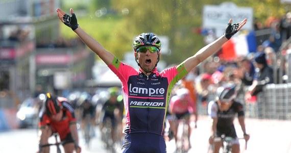 Włoch Diego Ulissi (Lampre-Merida) wygrał w Montecopiolo ósmy etap kolarskiego Giro d'Italia. Liderem został Australijczyk Cadel Evans (BMC). Ósmy w sobotę Rafał Majka (Tinkoff-Saxo) zdobył białą koszulkę najlepszego młodzieżowca, a w wyścigu jest trzeci.