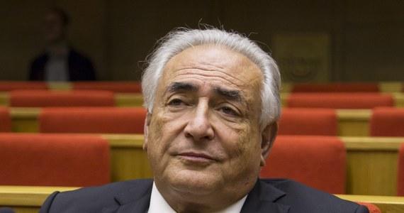 """Były szef Międzynarodowego Funduszu Walutowego Dominique Strauss-Kahn polecił swym prawnikom pozwanie twórców filmu """"Welcome to New York"""", w którym Gerard Depardieu gra maniaka seksualnego, napastującego hotelową pokojówkę."""