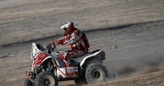 Rafał Sonik wygrał na quadzie Yamaha prolog Rajdu Faraonów, piątej eliminacji Pucharu Świata FIA. O 1 sekundę wyprzedził Wenezuelczyka Nicolasa Cardonę. Trzecią pozycję w rywalizacji samochodów zajmują Marek Dąbrowski i Jacek Czachor (Toyota Hilux).