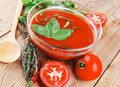Zupa na gorące dni