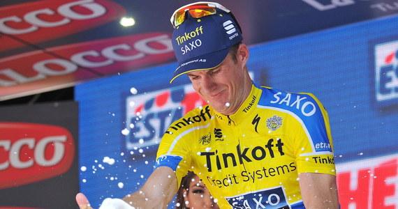 Australijczyk Michael Rogers (Tinkoff-Saxo) wygrał w Savonie jedenasty etap kolarskiego Giro d'Italia. Liderem wyścigu pozostaje jego rodak Cadel Evans (BMC), a Rafał Majka (Tinkoff-Saxo) nadal zajmuje trzecie miejsce.