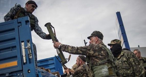 Pięć osób zostało rannych podczas ataku na dawną bazę jednostki specjalnej Tytan w Makijiwce w obwodzie donieckim na wschodzie Ukrainy  - poinformował w sobotę lokalny portal internetowy Ostrow.