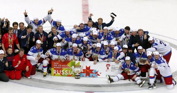 Rosja pokonała Finlandię 5:2 (1:1, 2:1, 1:0) w finale rozgrywanych w Mińsku hokejowych mistrzostw świata. Rosjanie zdobyli tytuł po raz piąty - poprzednio sięgnęli po niego w roku 2012. Brązowy medal wywalczyli Szwedzi po zwycięstwie nad Czechami 3:0.