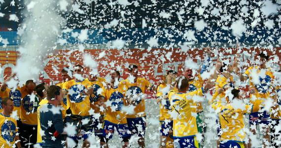 Piłkarze ręczni Vive Targi Kielce zostali mistrzami Polski! W decydującym meczu finałowym pokonali na wyjeździe Orlen Wisłę Płock 34:25, wygrywając ostatecznie rywalizację play off 3-1.